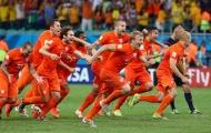 Khoảnh khắc World Cup: Van Gaal và trò đánh cược 11m khôn ngoan