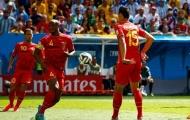 Đội tuyển Bỉ: Vào đến tứ kết đã là một kỳ tích