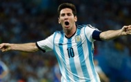 Messi với sứ mệnh cao cả và thiêng liêng của người Argentina
