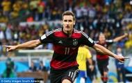 Thế giới gọi tên anh: Miroslav Klose