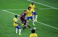 20 phút định mệnh của người Brazil