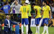 Tan nát Brazil