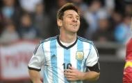 Lionel Messi với gánh nặng lịch sử