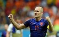 Arjen Robben: Tạm biệt anh, tạm biệt Hà Lan
