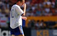 Các thất bại khó quên và cay đắng trong lịch sử World Cup