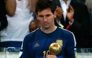 Messi: Nỗi buồn của QBV World Cup