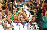 Bài học từ thành công của đội tuyển Đức
