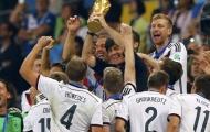 Đội tuyển Đức: Đường tới ngôi vương