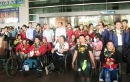 Từ Đại hội thể thao người khuyết tật Châu Á: Không khỏi chạnh lòng