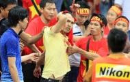 Malaysia có thể bị treo sân vì vụ tấn công CĐV Việt Nam