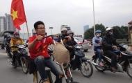 CĐV Việt Nam kêu gọi đoàn kết với fan Malaysia trước giờ G
