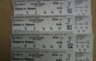 Giá vé vào sân Mỹ Đình cao bậc nhất trong lịch sử AFF Cup