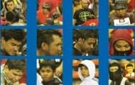 Malaysia bắt giữ chín nghi can hành hung CĐV Việt Nam