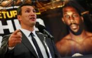 Wladimir Klitschko coi thường Bryant Jennings, hướng đến Deontay Wilder