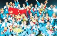 Lịch sử các kỳ SEA Games: Từ SEA Games 9 đến SEA Games 21