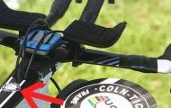 Chiếc sườn xe đạp 80 triệu đồng của tay đua Việt Nam