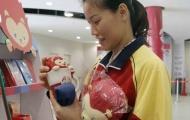 Phút thảnh thơi của 'những cô gái chân dài' Việt Nam