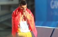 Nước mắt những VĐV Việt Nam ở SEA Games 28