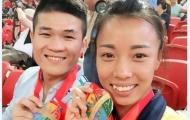 Chuyện tình của hai nhà vô địch SEA Games
