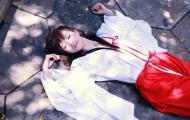 'Hotgirl làng võ' Châu Tuyết Vân đốn tim fan hâm mộ