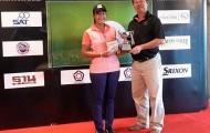 Tài năng golf Việt Nam vô địch giải trẻ ở Thái Lan
