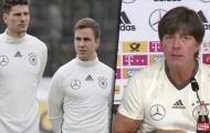 Đội tuyển Đức và bài toán với các Mario