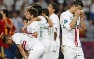 Cristiano Ronaldo và nỗi đau trong màu áo đội tuyển