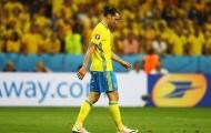 Cảm ơn anh vì tất cả, Ibrahimovic!