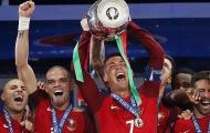 Ronaldo nói gì sau chức vô địch EURO của BĐN?