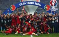 Vô địch EURO 2016, Bồ Đào Nha thiết lập hàng loạt kỷ lục