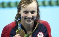 """""""Siêu kình ngư"""" Mỹ bơi nhanh hơn Ánh Viên 20 giây"""
