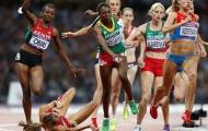Nổi da gà với những chấn thương kinh hoàng tại Olympic