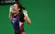 Phá kỷ lục Olympic, thể thao Thái Lan bứt tốc ngoạn mục