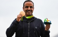 Đoàn thể thao 'vô gia cư' đoạt HCV đầu tiên ở Olympic Rio