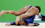 Thêm VĐV nữ dính tai nạn kinh hoàng ở Olympic Rio