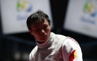 Thành trì Trung Quốc sụp đổ ở Olympic