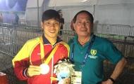 Bộ trưởng thưởng nóng 2 VĐV giành huy chương Paralympics