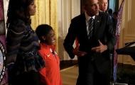 Tổng thống Obama chê Ủy ban Olympic có tiêu cực