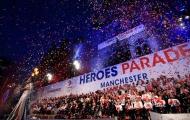 VĐV Olympic Anh được chào đón hoành tráng tại Manchester