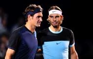 Nadal 'tiếc nuối' trước cuộc tái đấu Federer ở Indian Wells