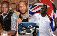 Usain Bolt 'bàng hoàng' trước cái chết của bạn thân