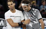 Điểm tin thể thao 5/5: Nadal bế tắc trước Federer; Sharapova câm lặng vì Wimbledon