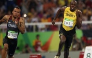 XÁC NHẬN: Đối thủ số một của Usain Bolt rút lui khỏi giải VĐTG