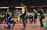 'Tia chớp' Usain Bolt nói gì sau thất bại gây sốc ở giải VĐTG?