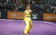 Wushu: Phương Giang tiếp tục thêm vàng cho VN