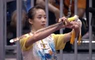 Wushu: Thúy Vi 'hóa vàng' cho đoàn thể thao Việt Nam