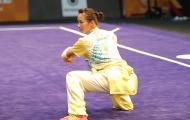 Wushu: Tiếp đất lỗi, Phương Giang hết hy vọng có huy chương