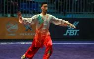 Wushu: Liên tục hụt vàng