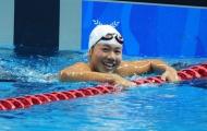 Bơi lội: Ánh Viên vào chung kết 2 nội dung
