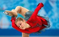 'Thiên thần trượt băng' Lipnitskaya bất ngờ giải nghệ ở tuổi 19